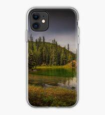 Maligne Lake - Canada iPhone Case
