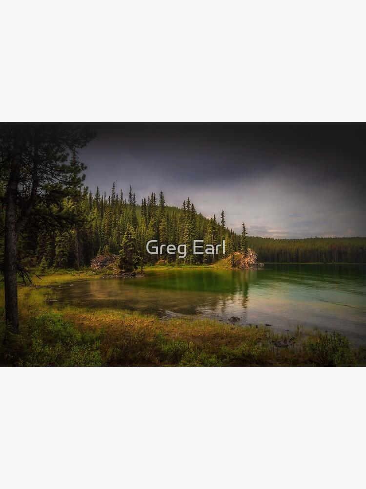 Maligne Lake - Canada by GregEarl