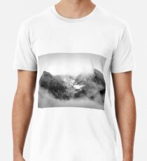Mountain Peaks Premium T-Shirt