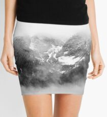 Mountain Peaks Mini Skirt