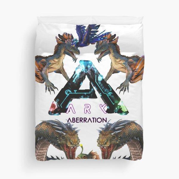 Ark Survival evolved Aberration  Duvet Cover