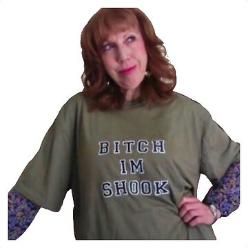a7980a2887fc Bitch I m Shook by KassiesStickers · View Kassie s Stickers s shop