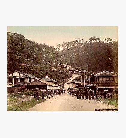 Nunobiki Yama, Japan Photographic Print