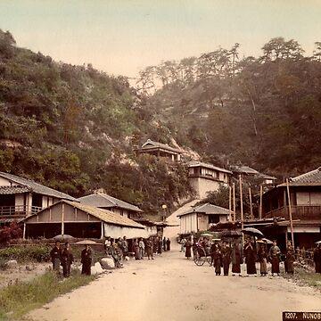 Nunobiki Yama, Japan by Fletchsan