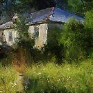 deserted by Nikolay Semyonov