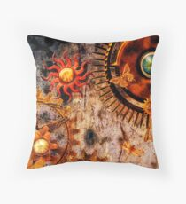Vernal Equinox Throw Pillow