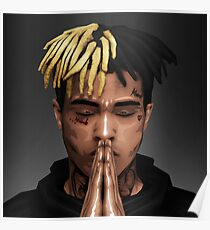 XXXTENTACION / Pray For Me Poster