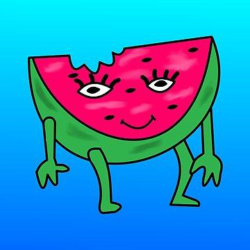 Watermelon by ChrisButler