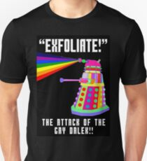 Gay Dalek Unisex T-Shirt