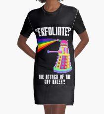 Gay Dalek Graphic T-Shirt Dress