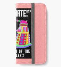Gay Dalek iPhone Wallet/Case/Skin