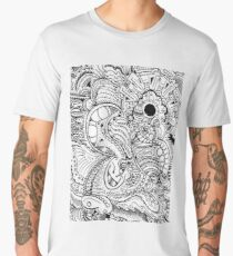 Doodles Men's Premium T-Shirt