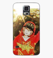 Dance Akechi Persona 5 Hand Drawn Phone Case Case/Skin for Samsung Galaxy