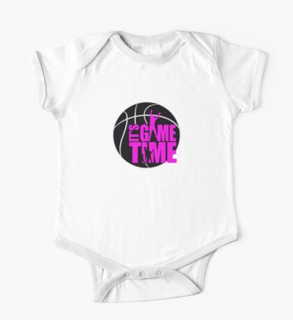 It's Game Time - Pink Kids Clothes