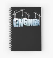 Engineer Birthday Gift Ideas Spiral Notebook