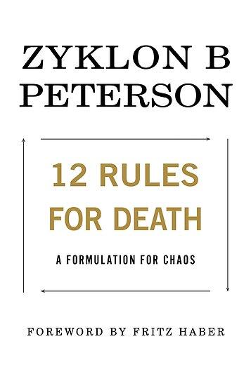 12 Regeln für den Tod von Clark Manor
