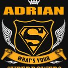 ADRIAN - NICE DESIGN FOR YOU by maseratis