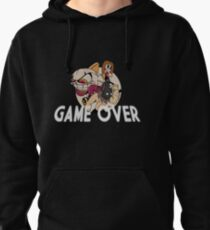 Miika Palanisamy's Dead Men Wanted: Game Over Pullover Hoodie