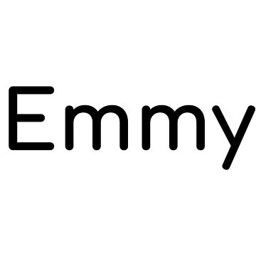 Emmy by Simon-Peter