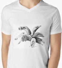 The Plant-Eater Squad Men's V-Neck T-Shirt