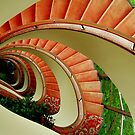 Stairs by Joe Mortelliti