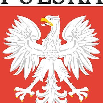 Polska Coat of Arms by General-Rascal