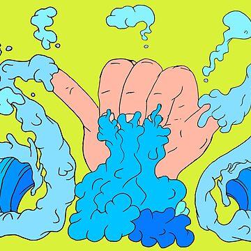 Shaka Shaker by SpongeBlob