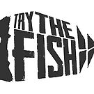 try the fish von Periartwork