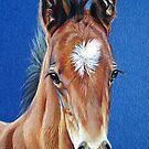 Foal #1 by Elena Kolotusha
