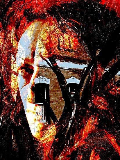 She Set Fire To The House by Kitsmumma