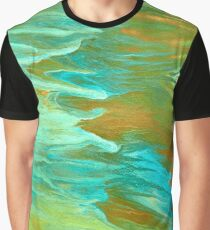 abstract oil seascape Graphic T-Shirt