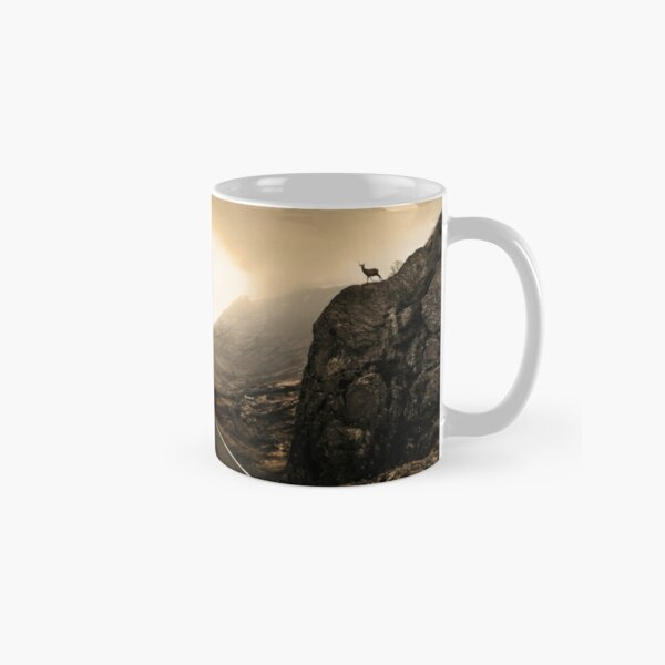 The King of the Moutains Mug classique