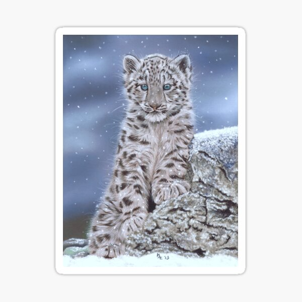 The Snow Prince Sticker
