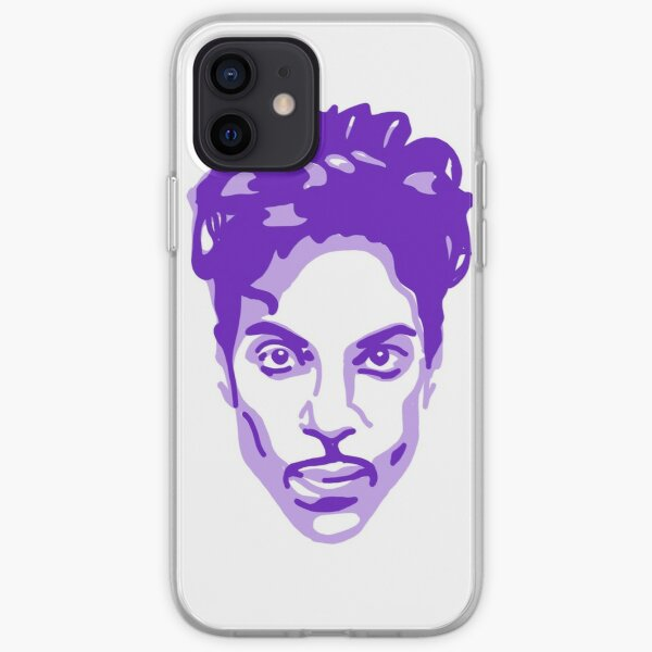 Purple Rain iPhone Soft Case