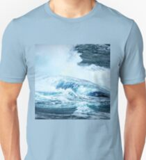 Wave T-shirt unisexe
