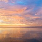 Good for the Soul - Mesmerising Sunrise Clouds Over Lustrous Waters by Georgia Mizuleva