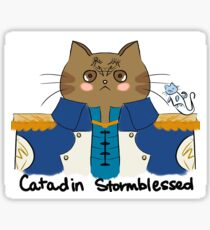 Catadin Stormblessed Sticker