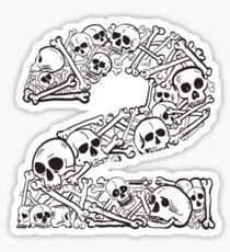 Bones 2 Sticker