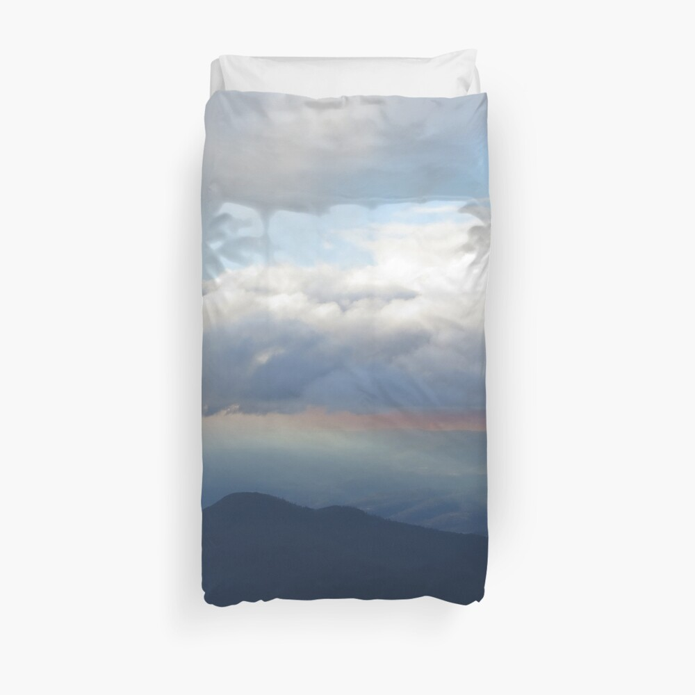 Clouds #1 Duvet Cover