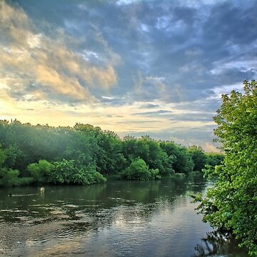 Summer Along The West Fork by LynyrdSky