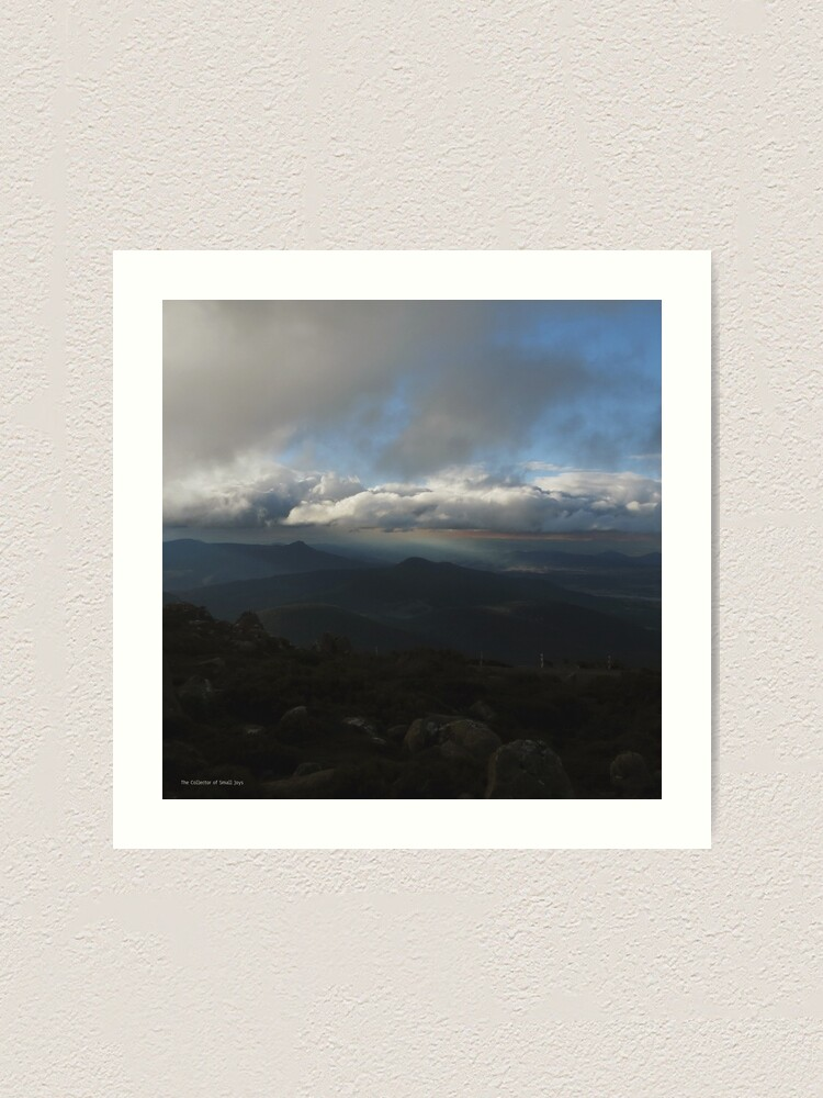Alternate view of Clouds #2 Art Print