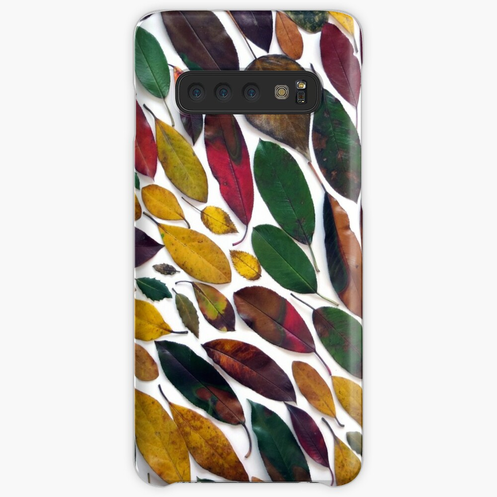 Leaves #5 Case & Skin for Samsung Galaxy