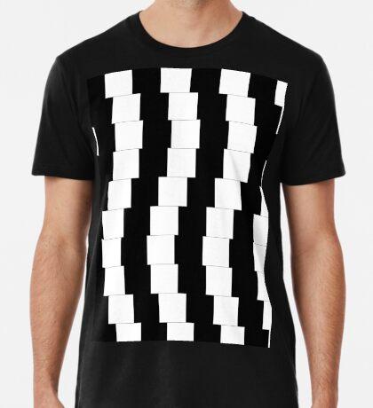 Op Art 002 - Illusion Premium T-Shirt