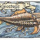 Dunkleosteus by SnakeArtist