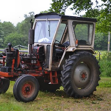 David Brown Tractor by lynn45