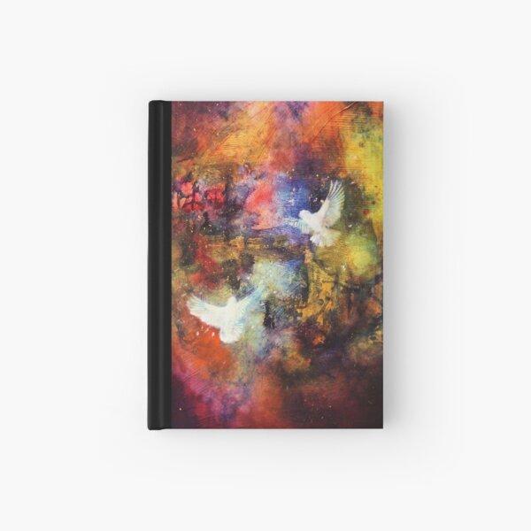 Inside the rainbow Hardcover Journal