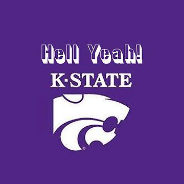 Kansas State Apparel by Dadlyfe420