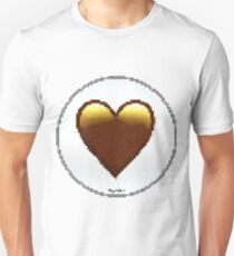Pixiilated Heart 6 by RootCat Unisex T-Shirt