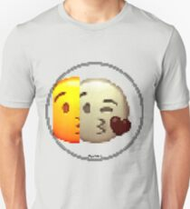 Pixiilated Love by RootCat Unisex T-Shirt