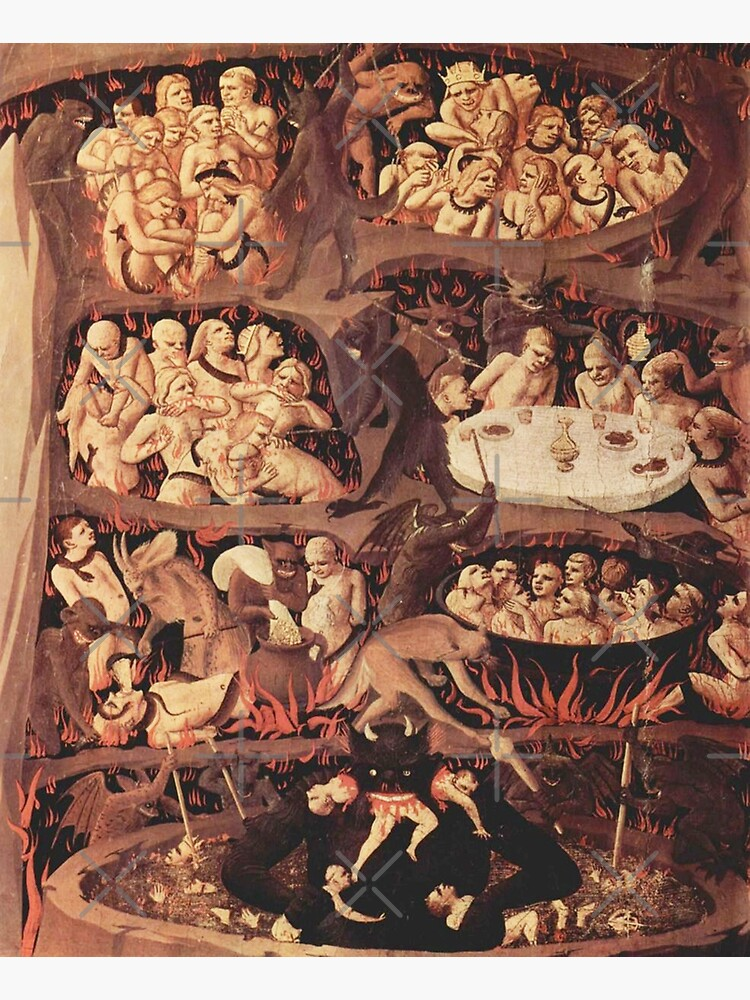 HD The Last Judgment (Fra Angelico, Florence) HIGH DEFINITION by mindthecherry